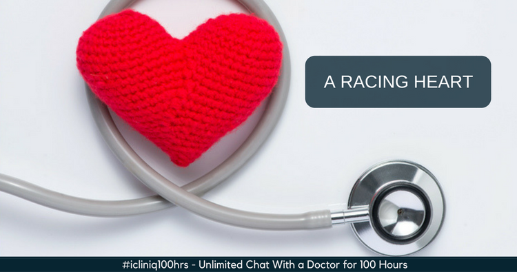 Image: A Racing Heart - Palpitation Explained