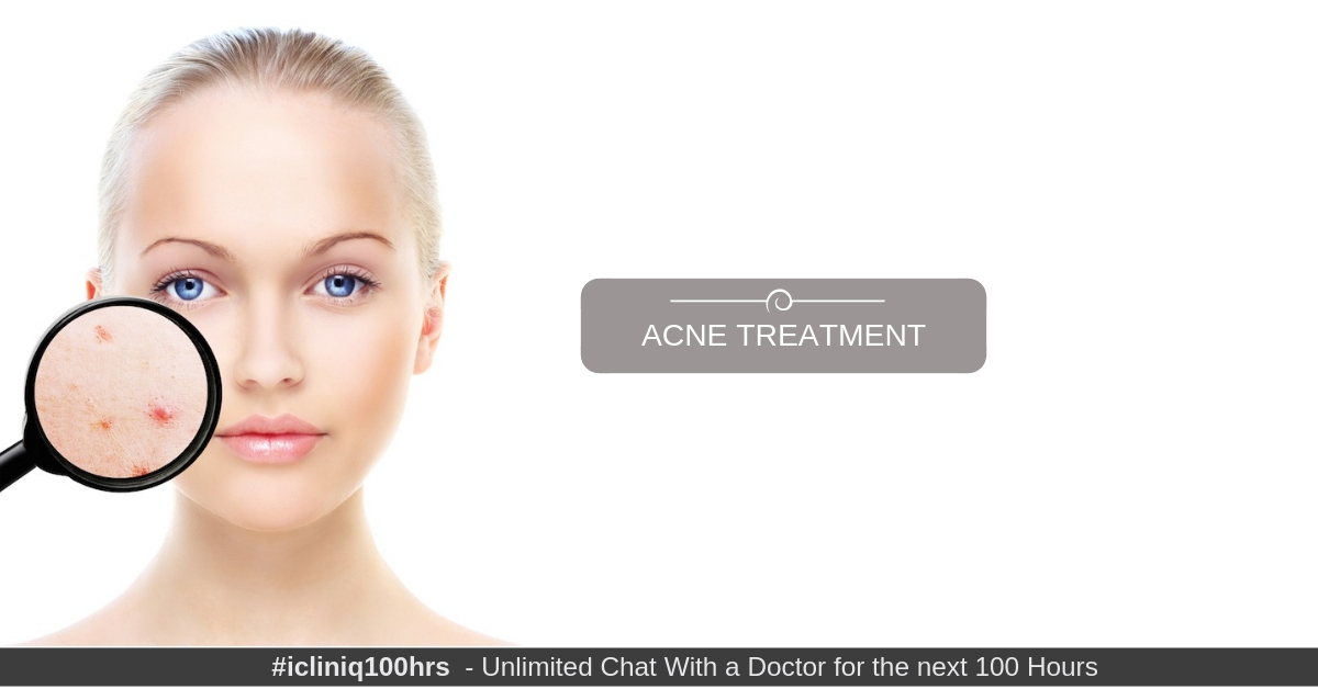 What Are the Available Types of Acne Treatment?