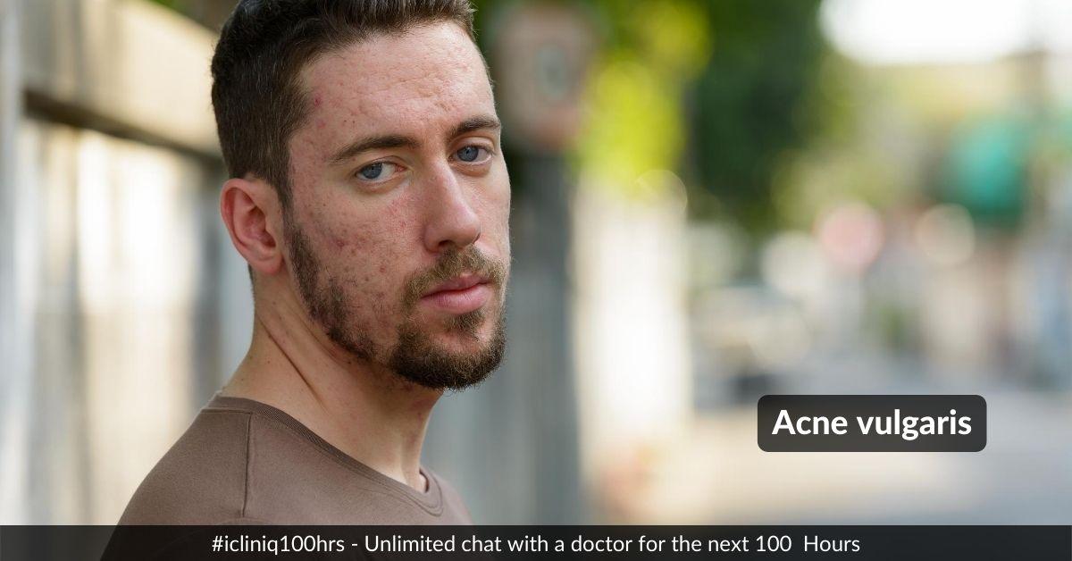 Image: Acne vulgaris, a Social Problem.