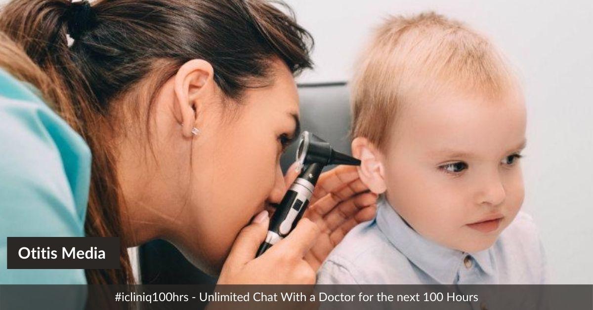 Image: Acute Otitis Media in Children