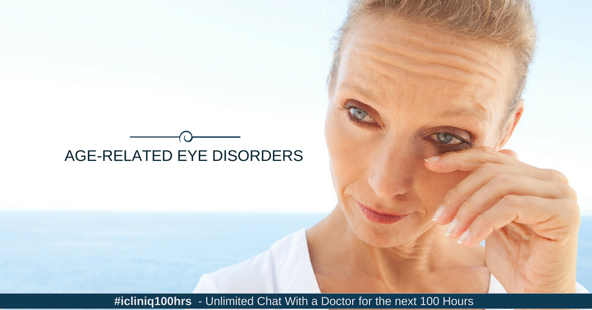 Image: Age-Related Eye Disorders and Their Conservative Prevention Measures