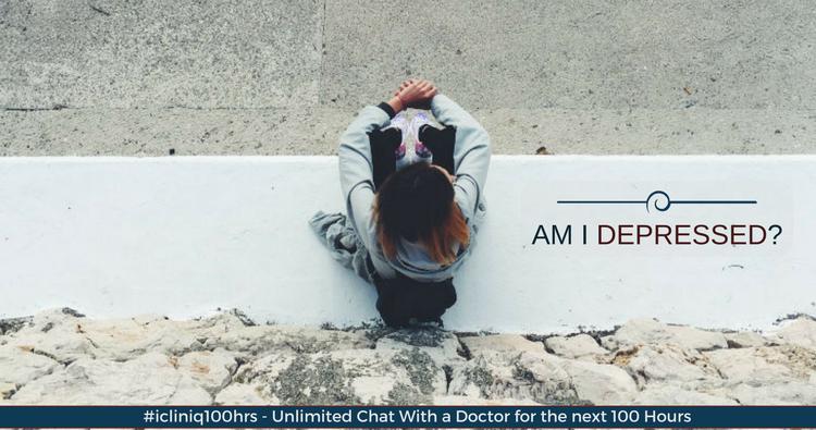 Image: Am I Depressed? Warning Signs