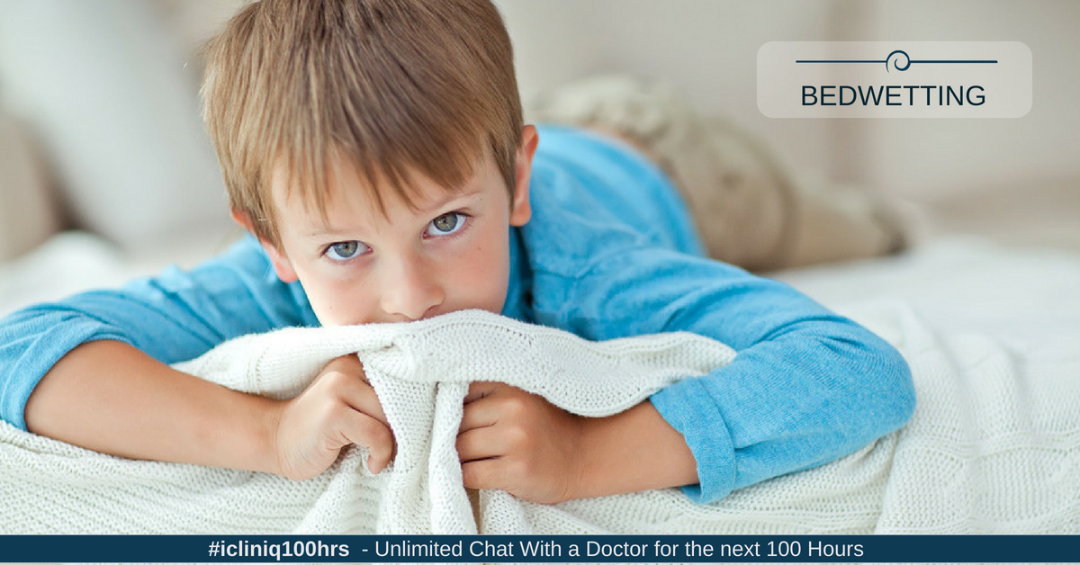 Treating Bedwetting Through Homeopathy
