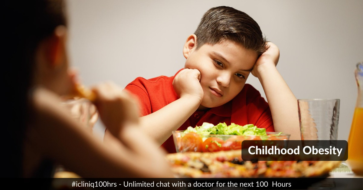 Image: Childhood Obesity : An Ayurvedic Approach to its Management