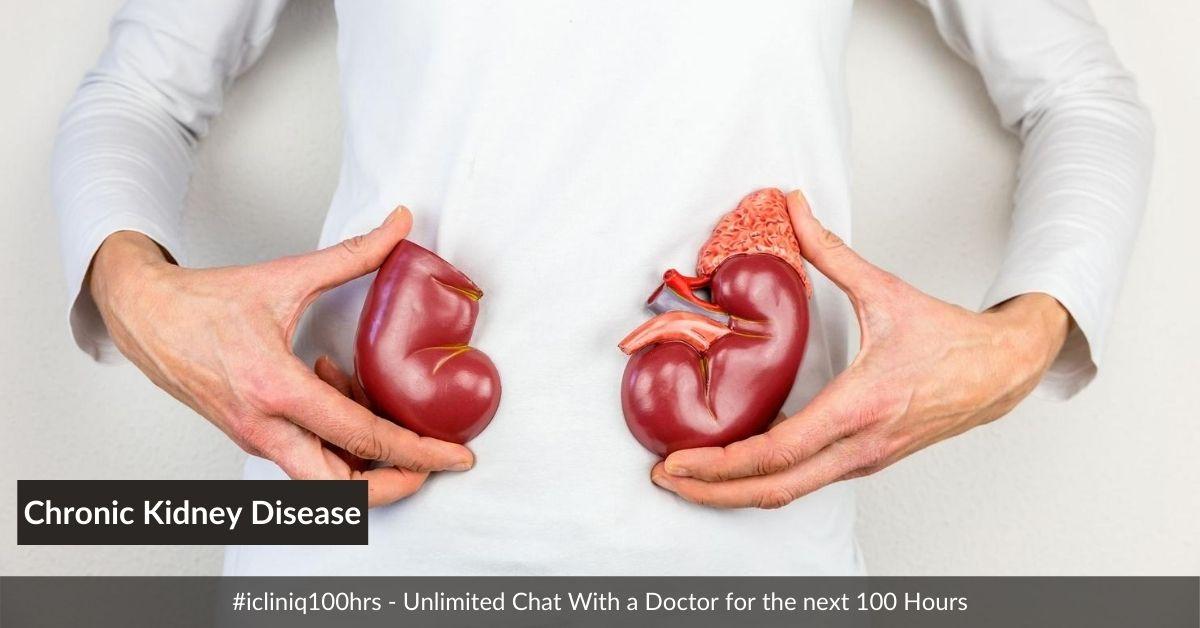 Image: Chronic Kidney Disease: A Summary