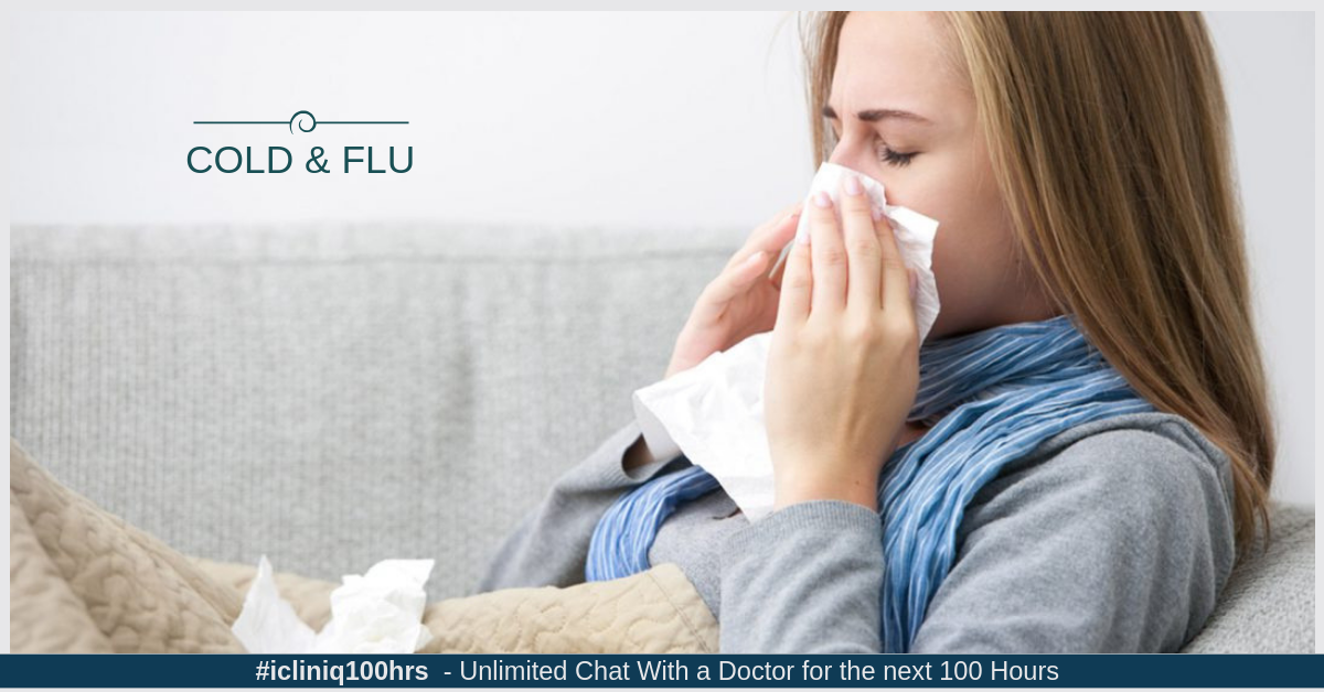 Image: Cold and Flu - Causes, Symptoms, Diagnosis, Treatments