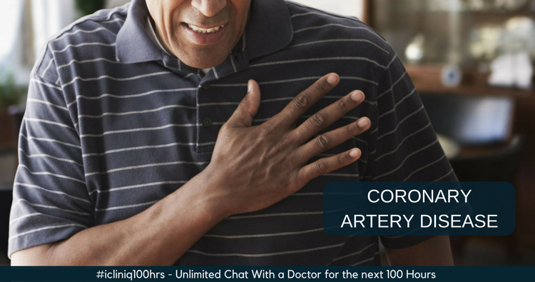 Image: Coronary Artery Disease - a Common Fatal Heart Problem