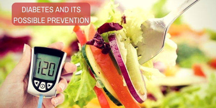 Image: Diabetes and its Possible Prevention