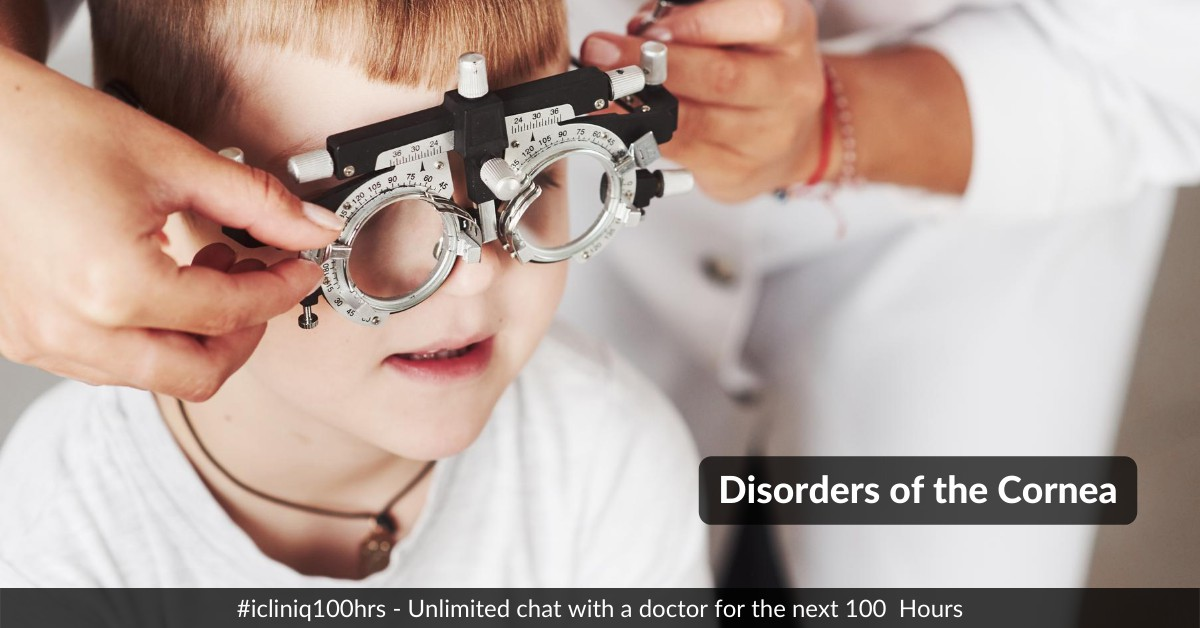 Image: Disorders of the Cornea - a Brief Overview