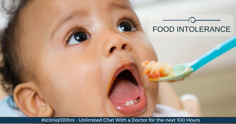 Food Intolerance in Infants
