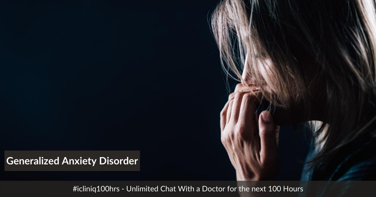 Generalized Anxiety Disorder(GAD)