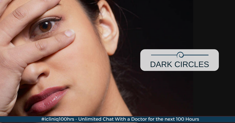 Image: Get Rid of Dark Circles With Homeopathy