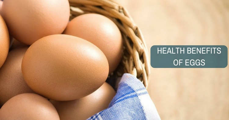 Health Benefits from Eating Eggs