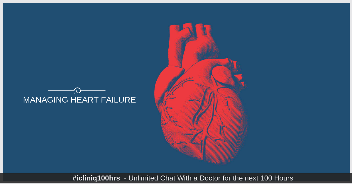 Image: Causes and Management for Heart Failure