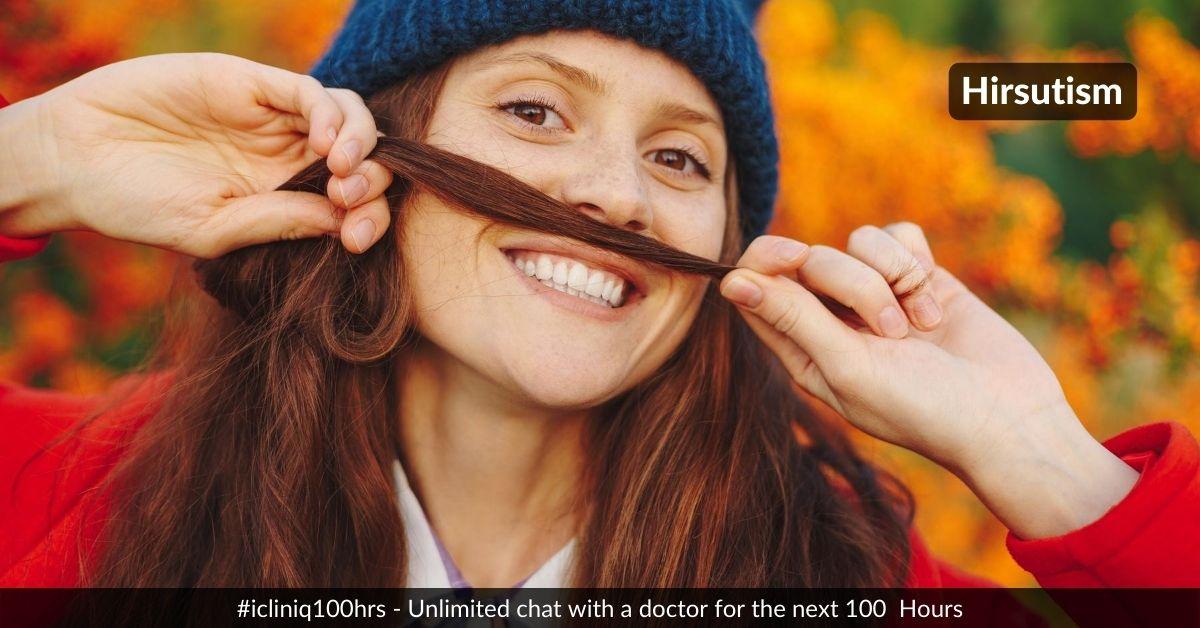Image: Hirsutism - a Cosmetic Challenge