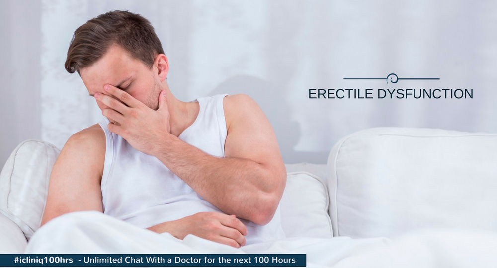 Homeopathy Treatment for Erectile Dysfunction