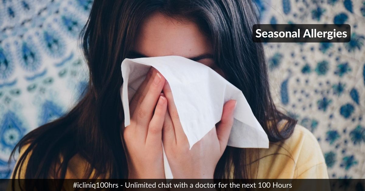 How Can Homeopathy Help with Seasonal Allergies?