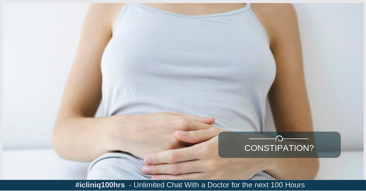 Image: How to Avoid Constipation?