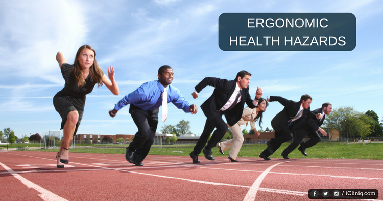 How to Avoid Ergonomic Health Hazards?