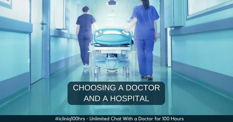 Image: How to Choose a Hospital and the Surgeon Before Surgery?