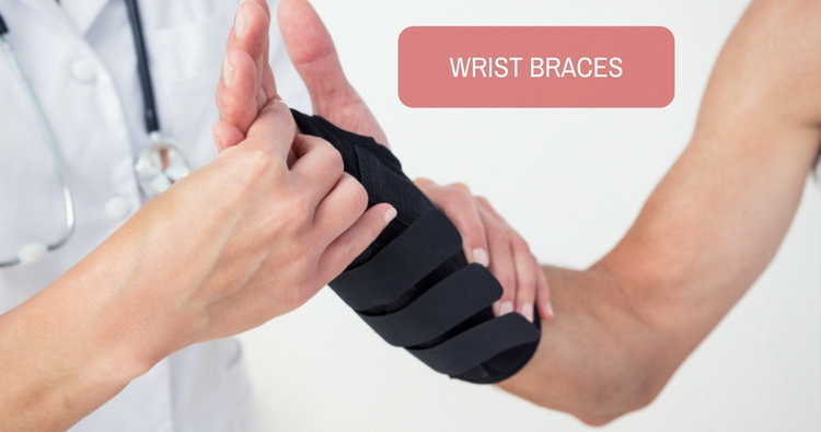 Image: How to Clean Your Wrist Braces?