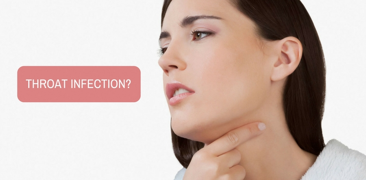 How to Get Rid of Throat Infection?
