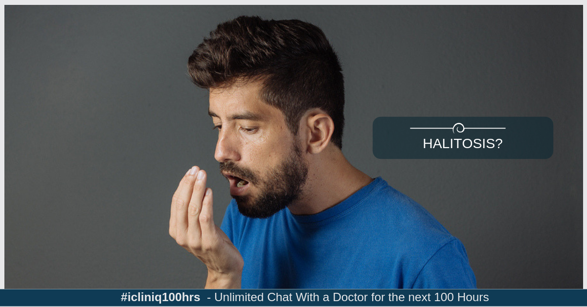 Image: How to Prevent Bad Breath or Halitosis?