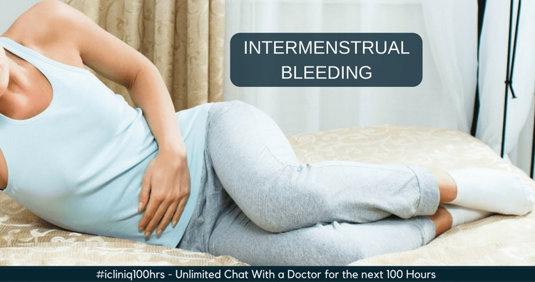 Image: Intermenstrual Bleeding or Spotting - Is it Normal or Should I be Worried?