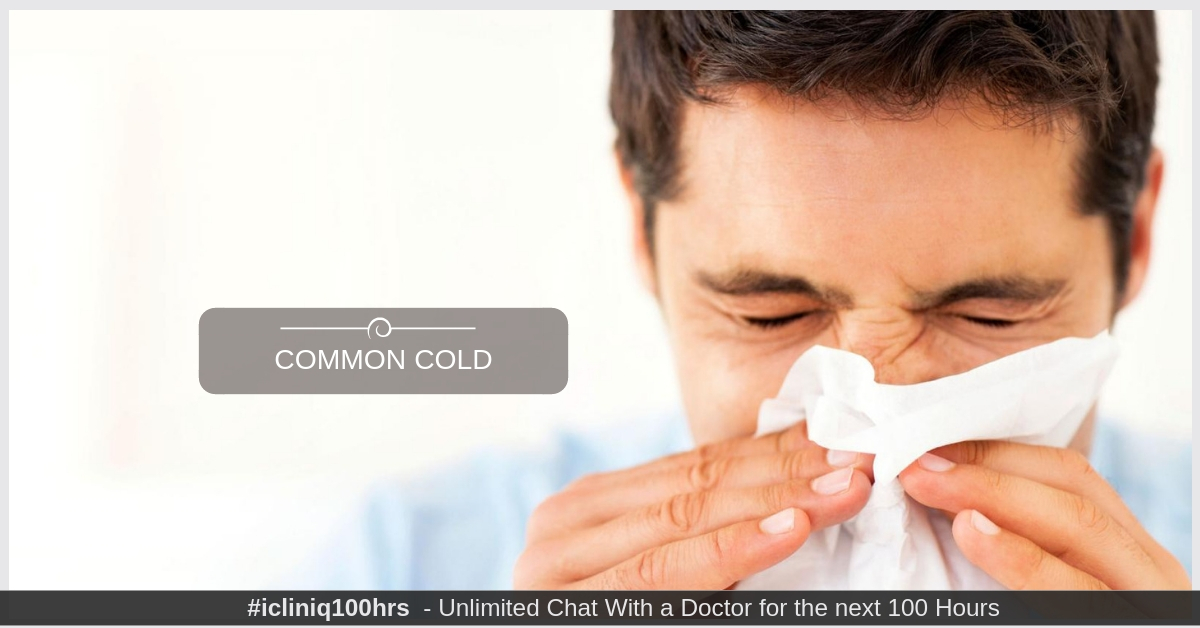 Image: Is Common Cold a Disease or an Allergy?