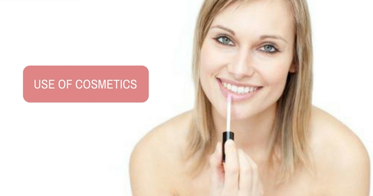 Image: Judicious Use of Cosmetics in Daily Life