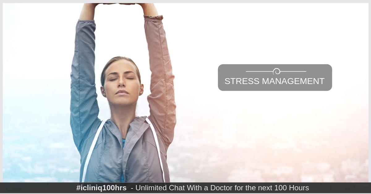 Image: Let's Fight Back Stress