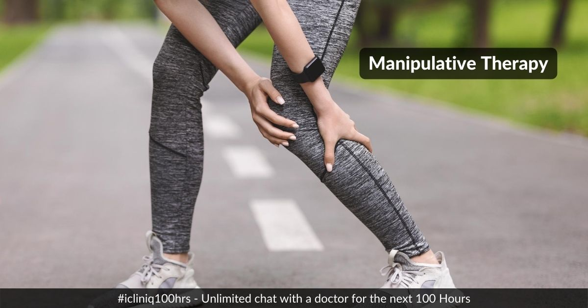 Image: Manual or Manipulative Therapy for Orthopedic Problems - An Alternative Treatment