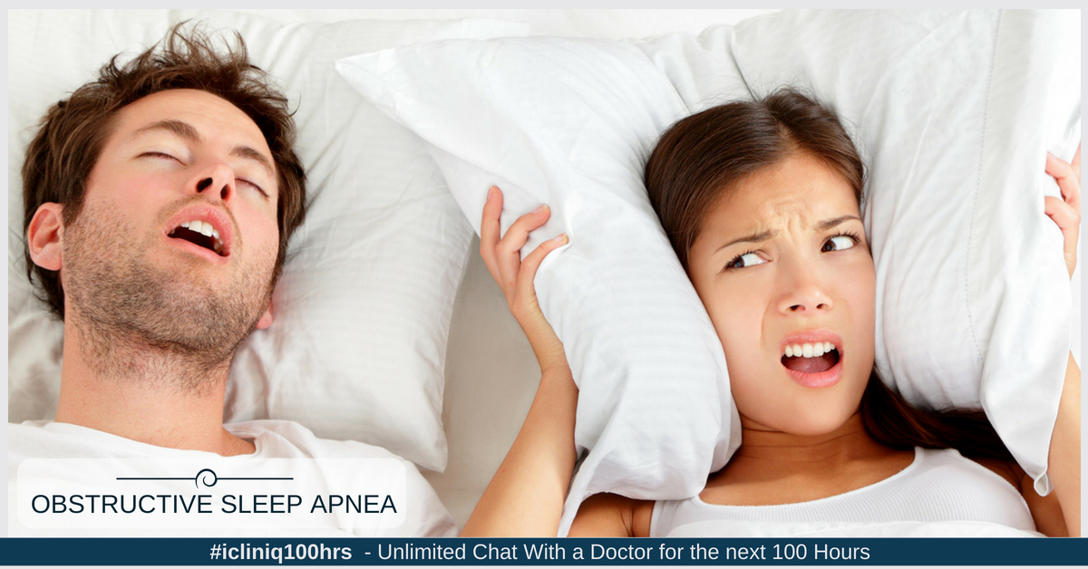 Image: Obstructive Sleep Apnea - a Frequent Undiagnosed Condition