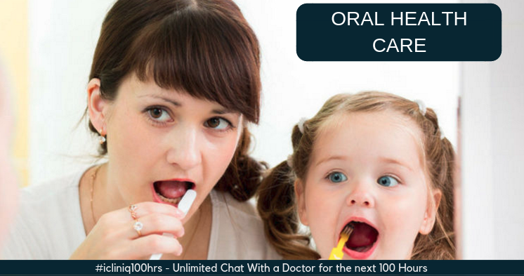 Image: Oral Heath Care for Expecting Mothers and Infants
