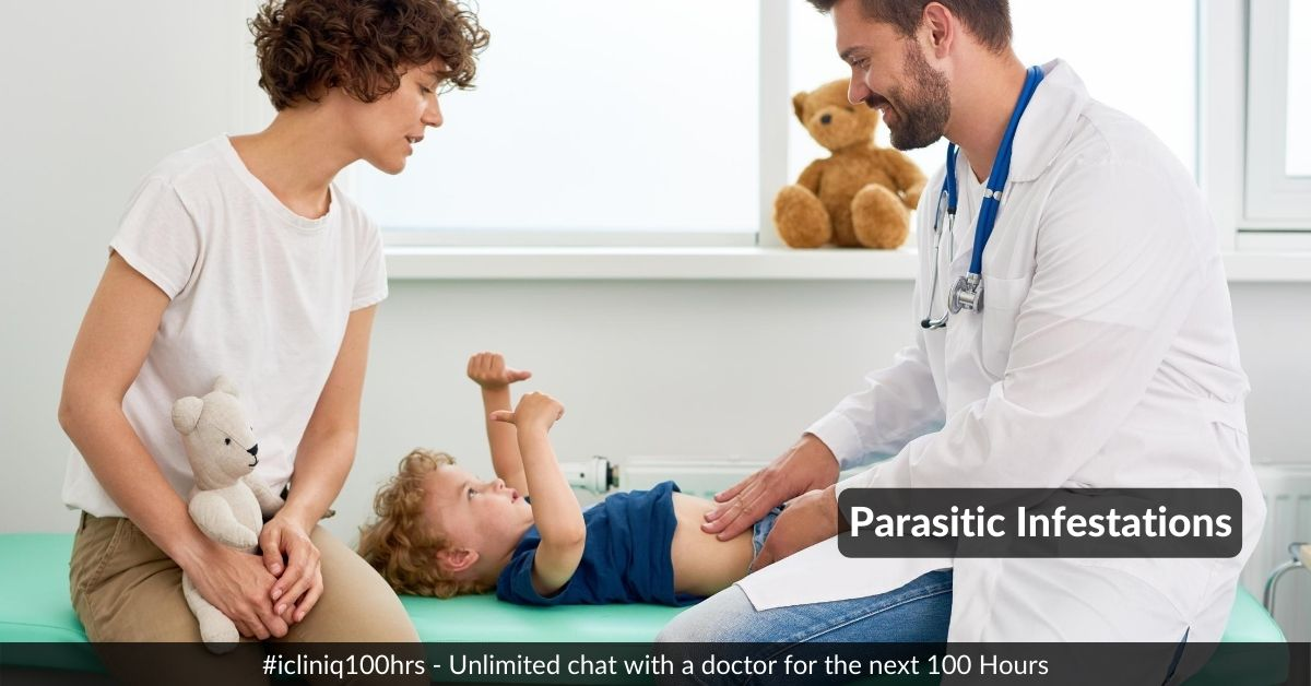 Image: Parasitic Worm Infestations and Deworming