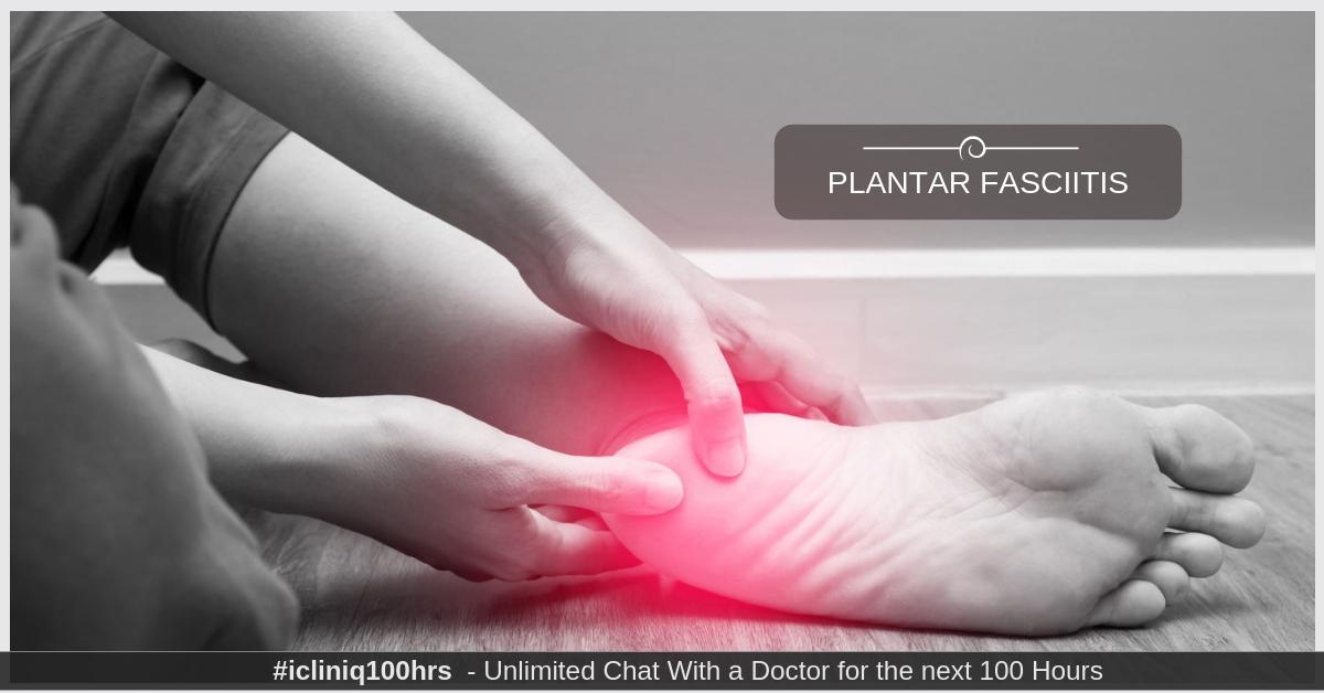 Image: Plantar Fasciitis