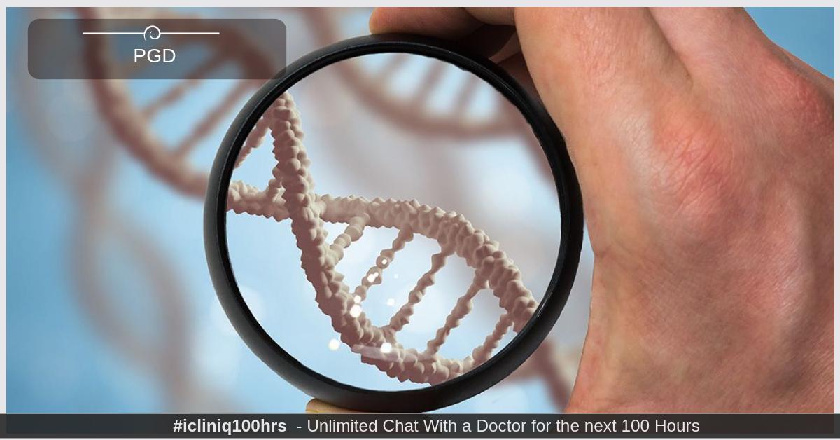 Image: Preimplantation Genetic diagnosis