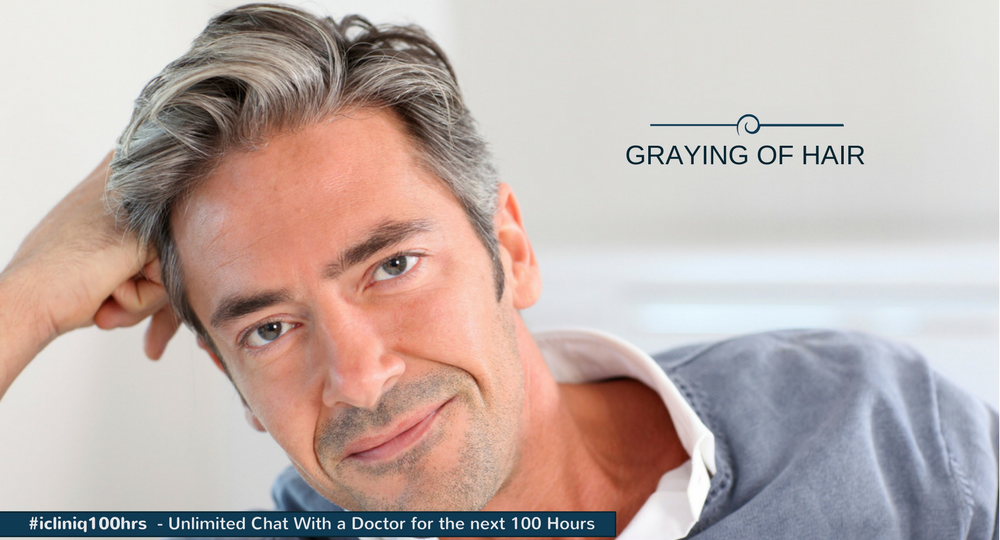 Premature Graying of Hair: Causes, Prevention and Treatment