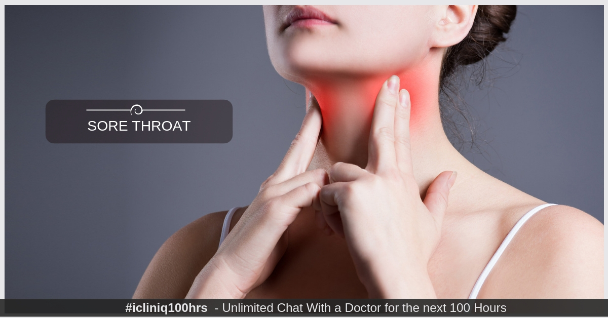 Sore Throat - Symptoms | Causes | Home Remedies | Diagnoses