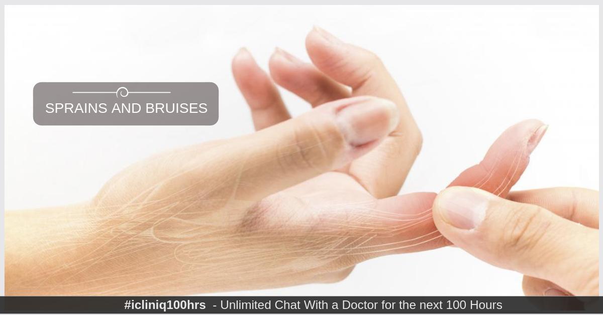 Sprains and Bruises