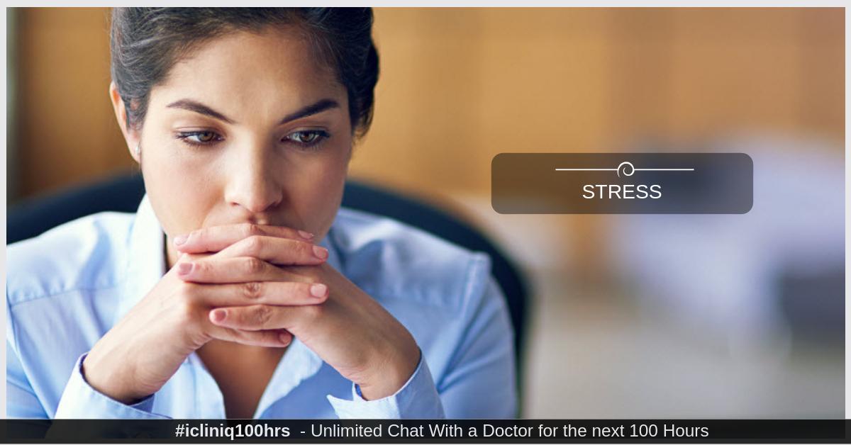 Image: Stress