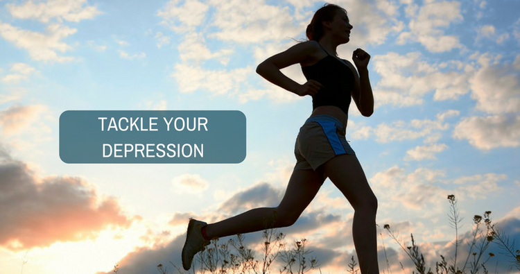 Image: Tackle Your Depression With Exercise