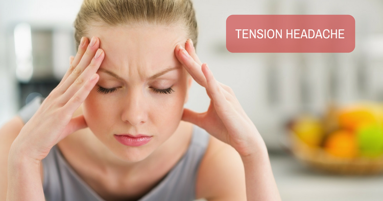 Image: Tension Headache, A Variant Of Migraine