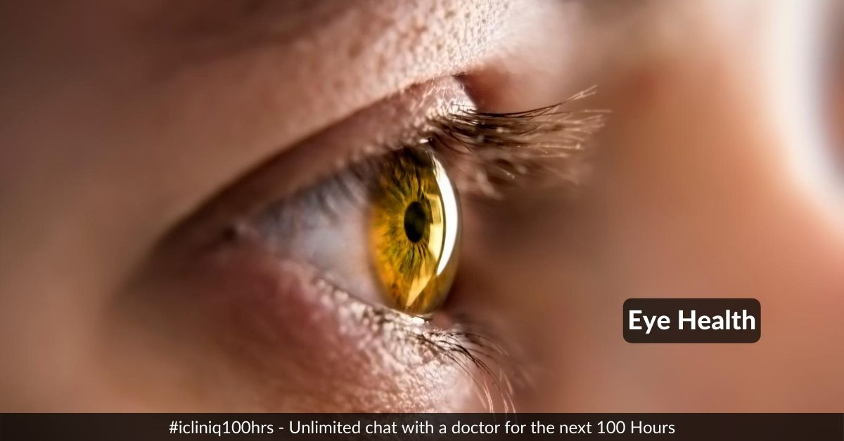 Image: The Pupil of Our Eye and Problems Related to Its Size
