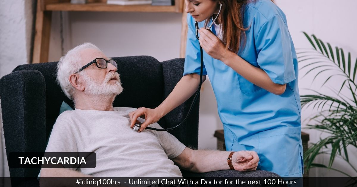 Image: Treat Tachycardia (increased heart rate) with Home Remedies!!