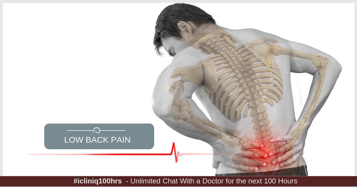 Image: Understanding Low Back Pain