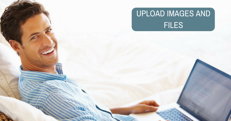 Image: Why Should You Upload Images and Files in Online Medical Queries?