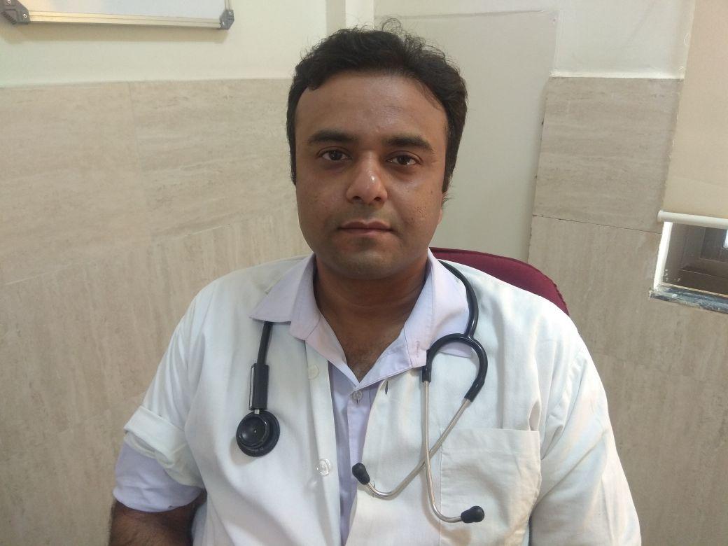 Dr. Arjit Gaurav