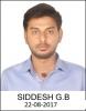 Dr. Siddesh G B