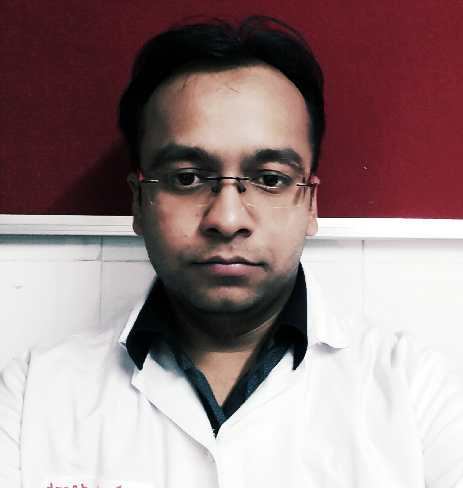 Dr.Parth R Goswami